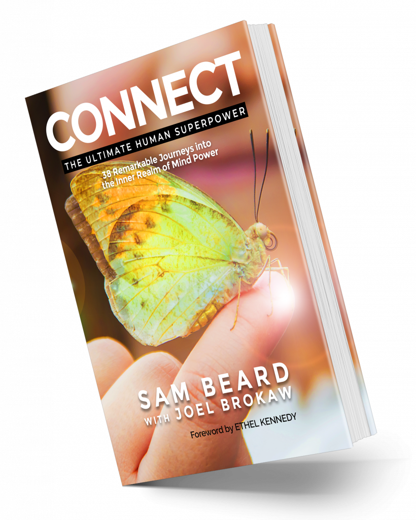 CONNECT: The Ultimate Human Superpower book cover