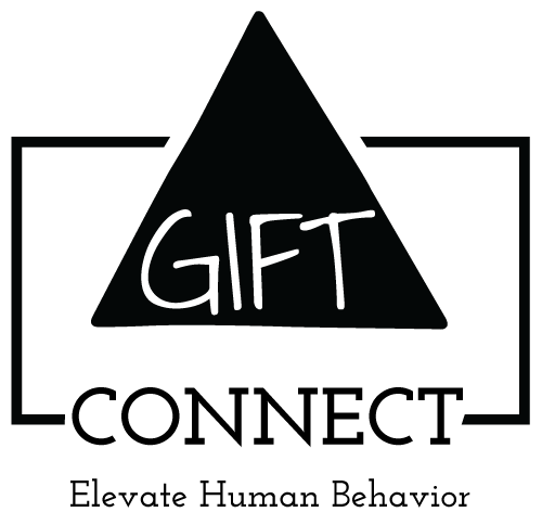 GIFT Global, CONNECT Logo in black
