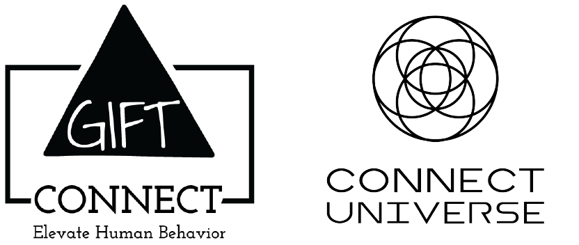 GIFT CONNECT GIFT UNIVERSE LOGO